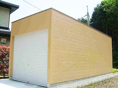 藤山建設のミニハウス