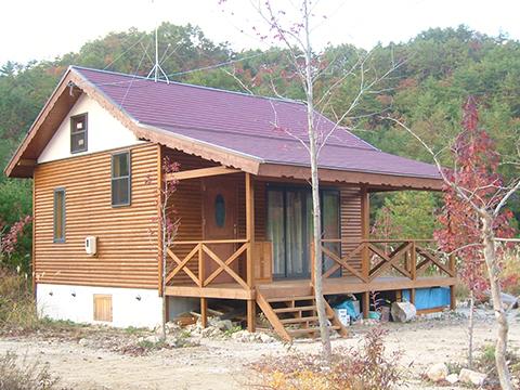 藤山建設のカントリーハウス