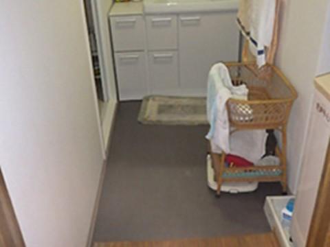 浴室・洗面改装リフォーム(施工後)